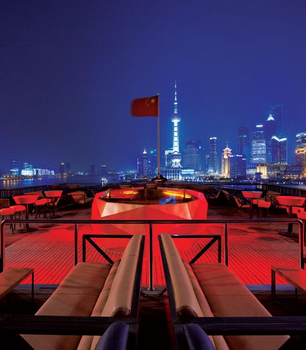 duende pr bar rouge par na o architectures shangha. Black Bedroom Furniture Sets. Home Design Ideas