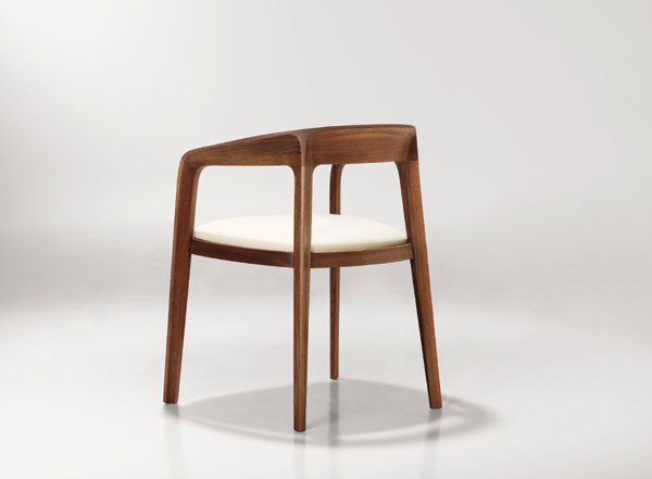 Red Dot Design Award 2011 For The Corvo Chair By No 233